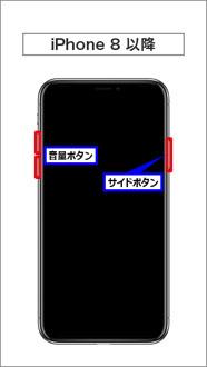 iPhone8 リカバリモード